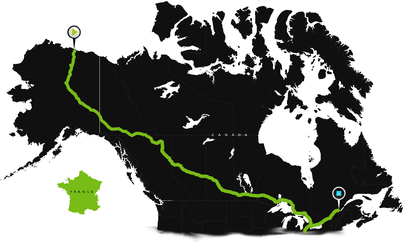 Carte AlasCanada